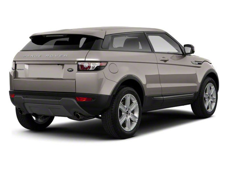 2012 Land Rover Range Rover Evoque for sale in Victoria, British Columbia