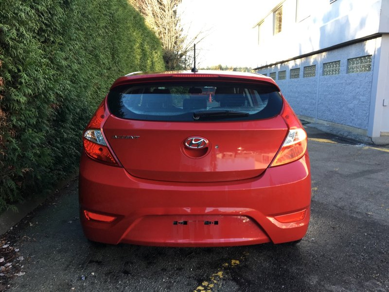 2017 Hyundai Accent for sale in Surrey, British Columbia