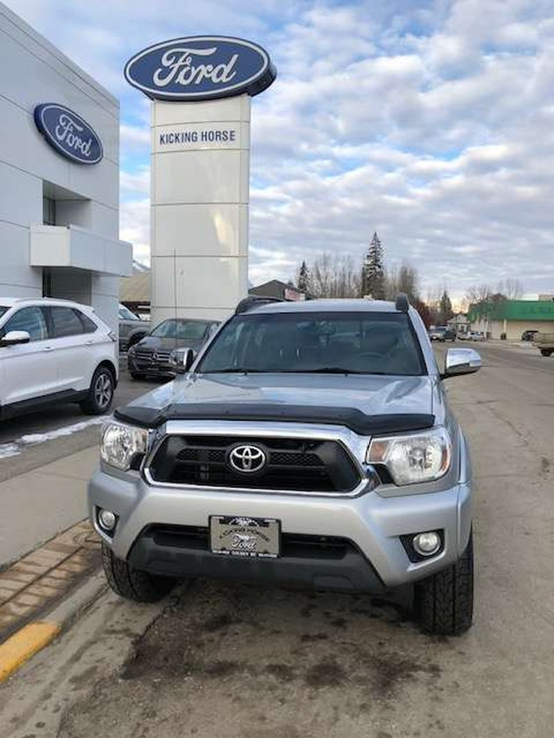 2013 Toyota Tacoma for sale in Golden, British Columbia