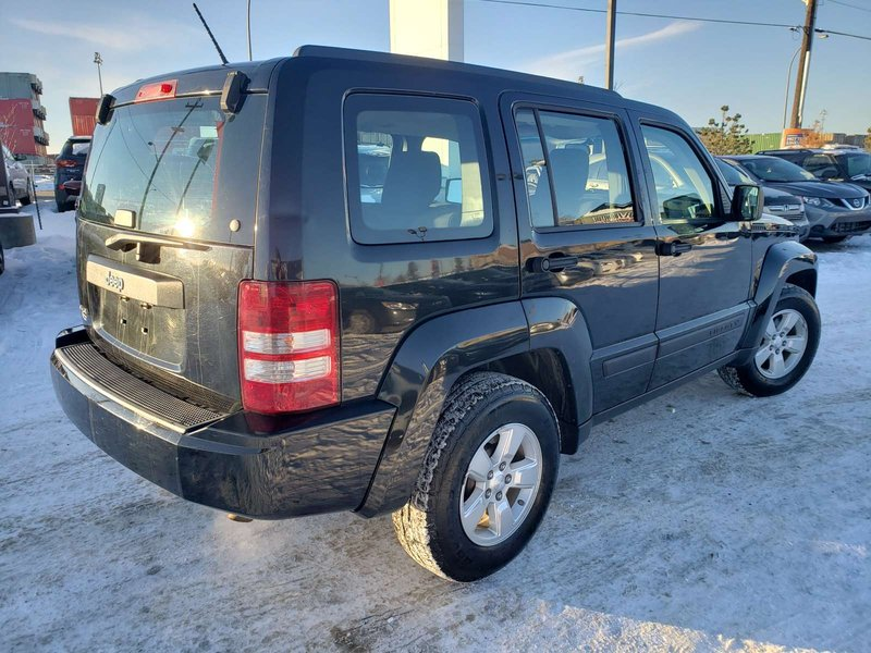 2009 Jeep Liberty for sale in Edmonton, Alberta