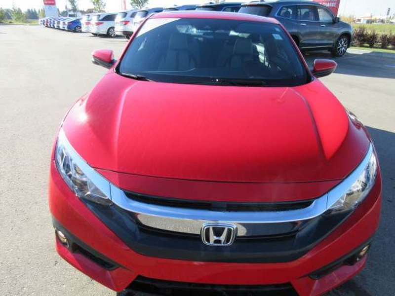 2018 Honda Civic Coupe for sale in St. Albert, Alberta