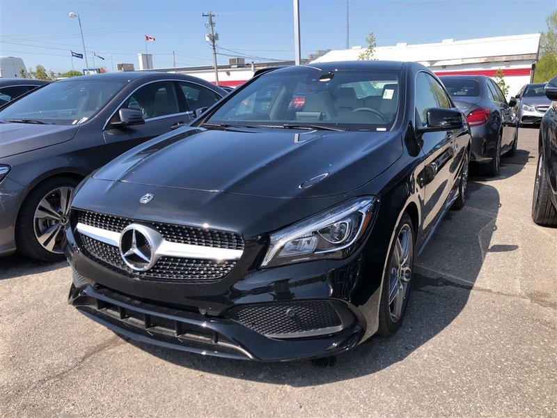 2018 Mercedes-Benz CLA for sale in Kingston, Ontario
