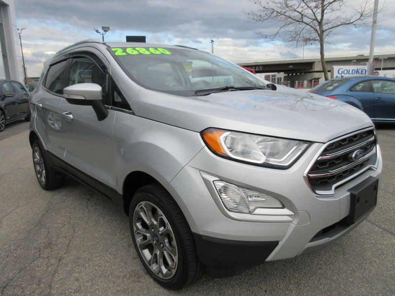 2018 Ford EcoSport for sale in Langley, British Columbia