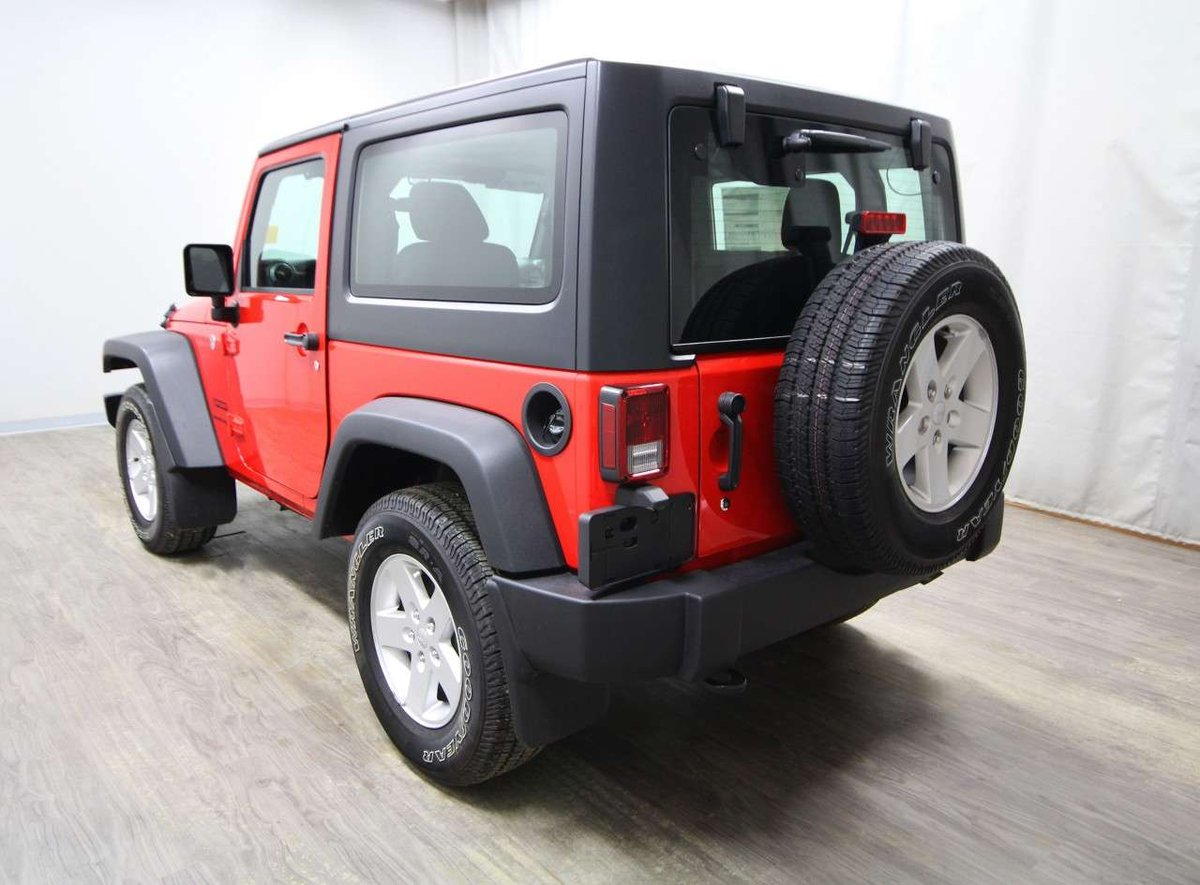 2018 Jeep WRANGLER JK for sale in Moose Jaw, Saskatchewan