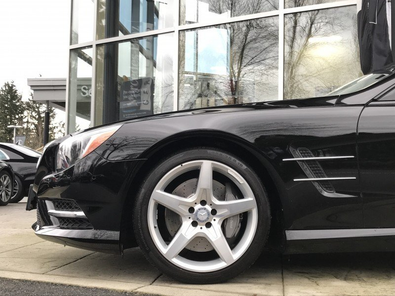 2016 Mercedes-Benz SL for sale in Surrey, British Columbia