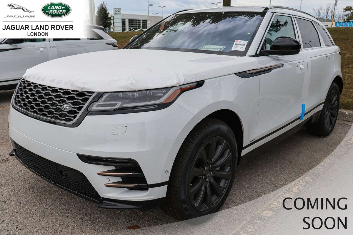 Range Rover Velar For Sale >> New Land Rover Vehicles In London Land Rover Of London