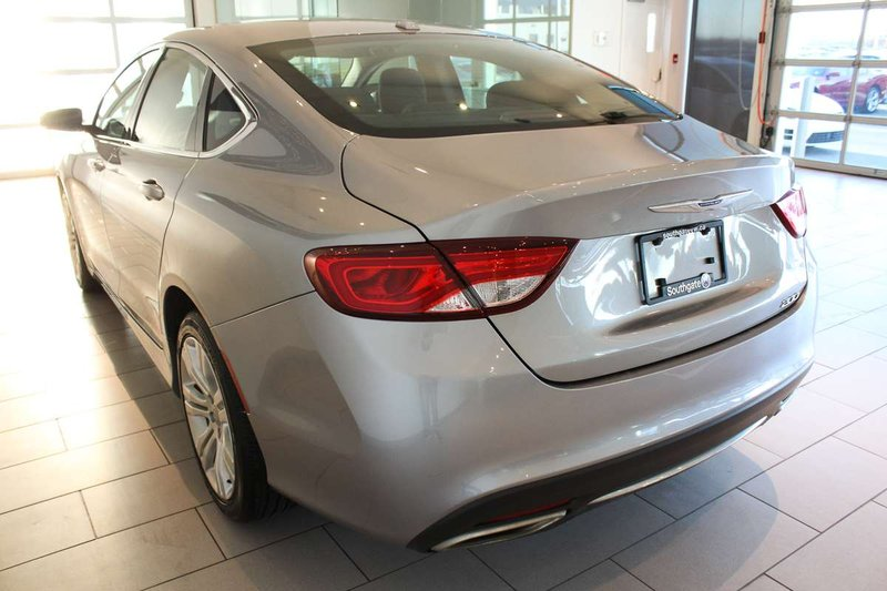 2015 Chrysler 200 for sale in Edmonton, Alberta