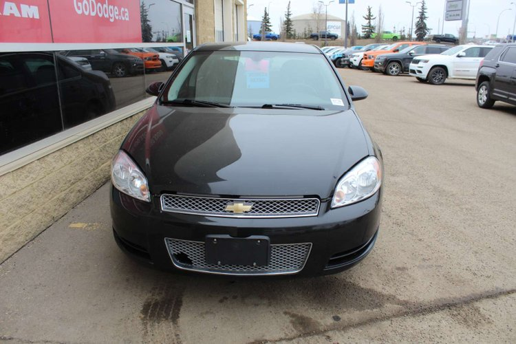 2013 Chevrolet Impala LS for sale in Edmonton, Alberta
