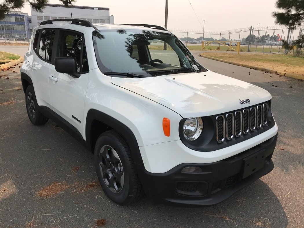 jeep renegade  sale  richmond