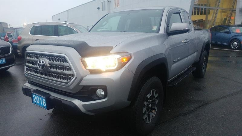 2016 Toyota Tacoma for sale in Courtenay, British Columbia