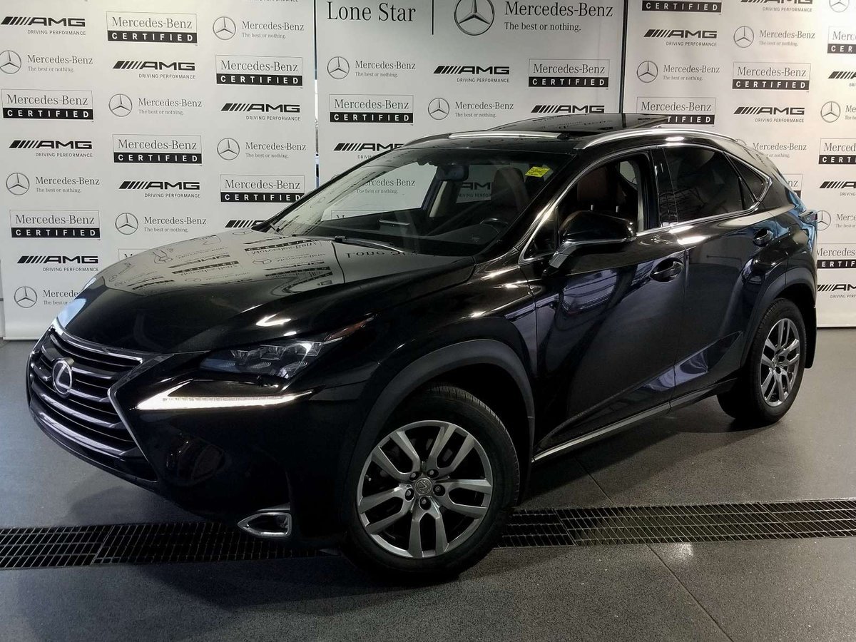 2015 Lexus NX 200T for sale in Calgary, Alberta