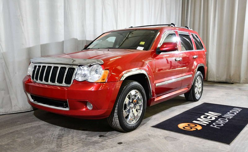 2010 Jeep Grand Cherokee for sale in Red Deer, Alberta