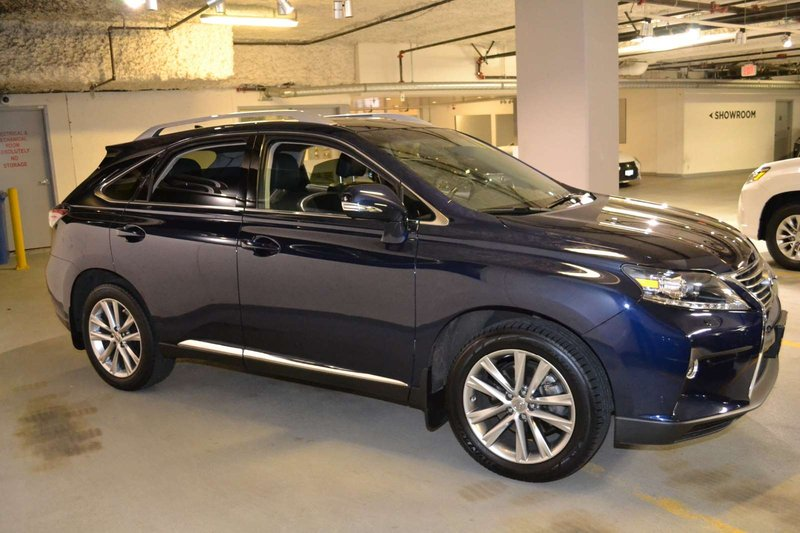 2015 Lexus RX 350 for sale in Vancouver, British Columbia