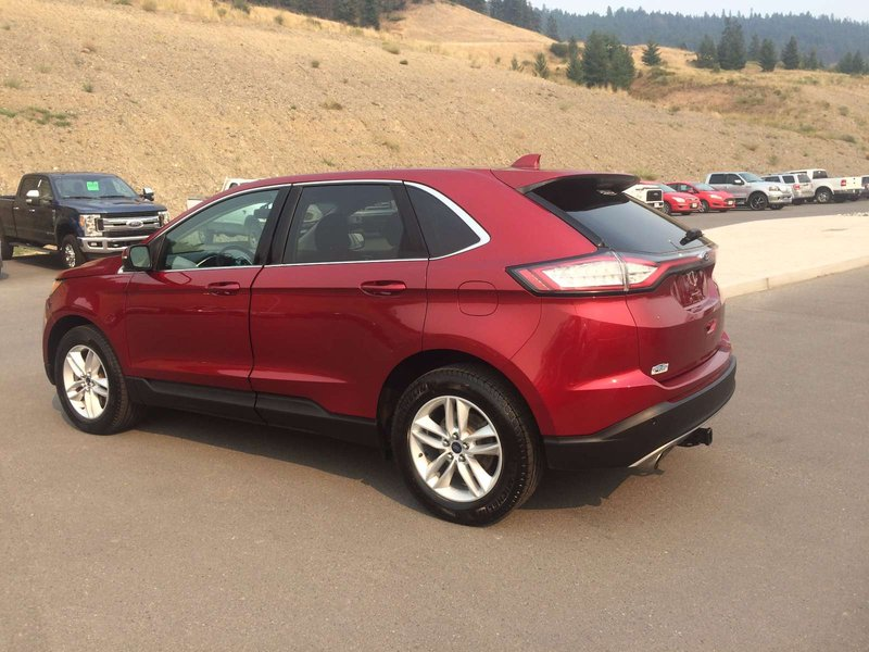 2015 Ford Edge for sale in Williams Lake, British Columbia