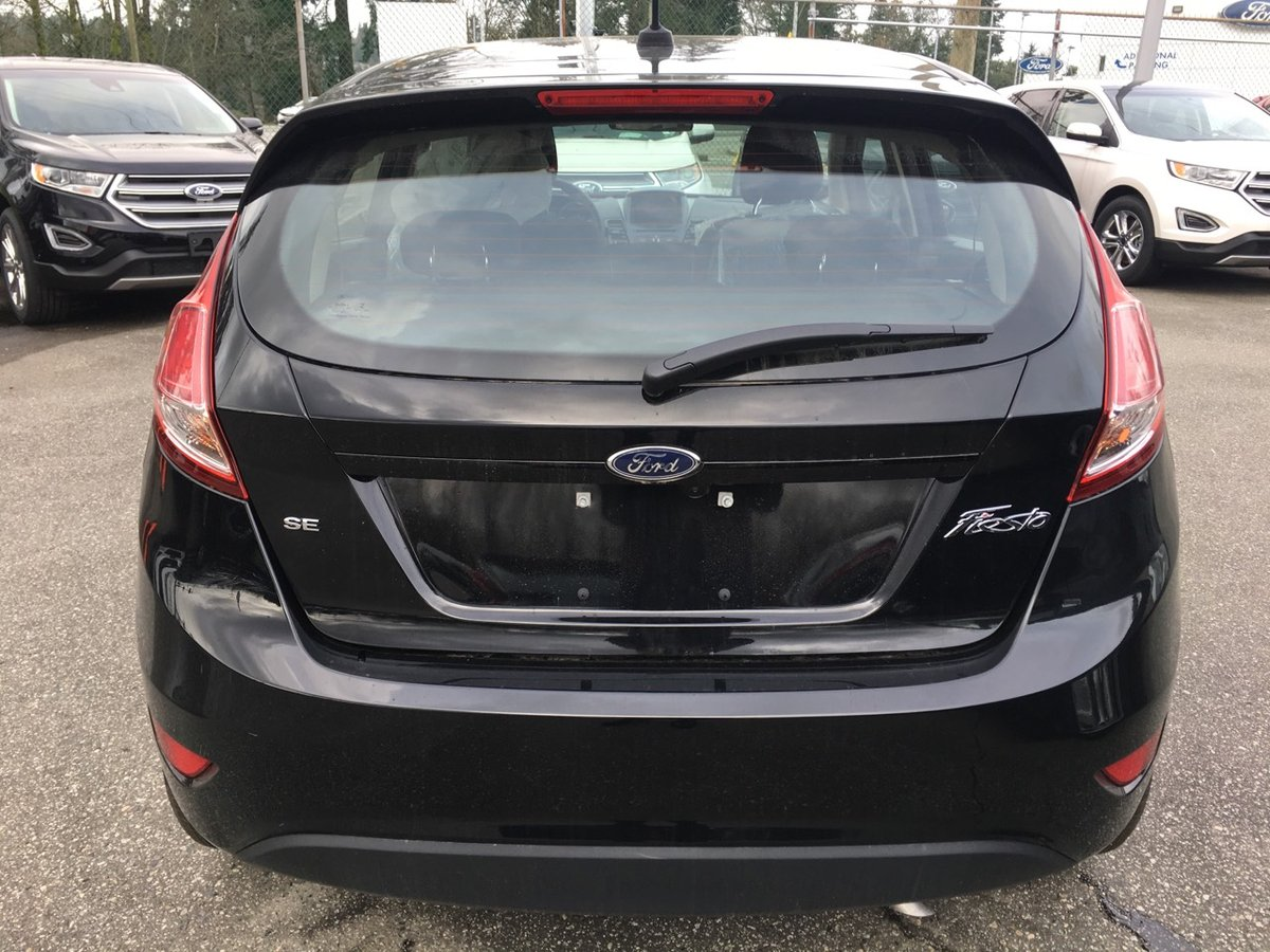 2018 Ford Fiesta for sale in Port Coquitlam, British Columbia