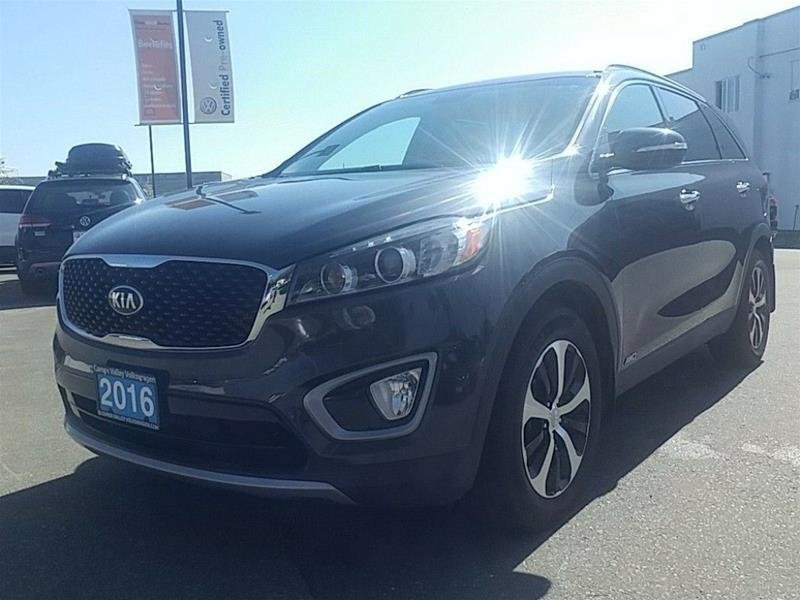 2016 Kia Sorento for sale in Courtenay, British Columbia