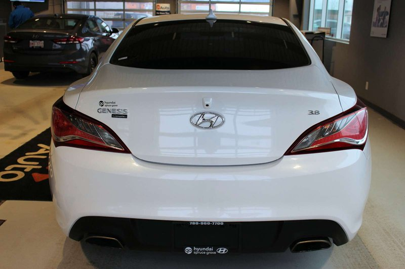 2016 Hyundai Genesis Coupe for sale in Spruce Grove, Alberta