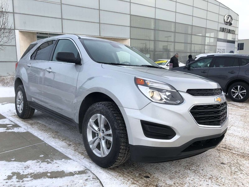 2016 Chevrolet Equinox for sale in Edmonton, Alberta