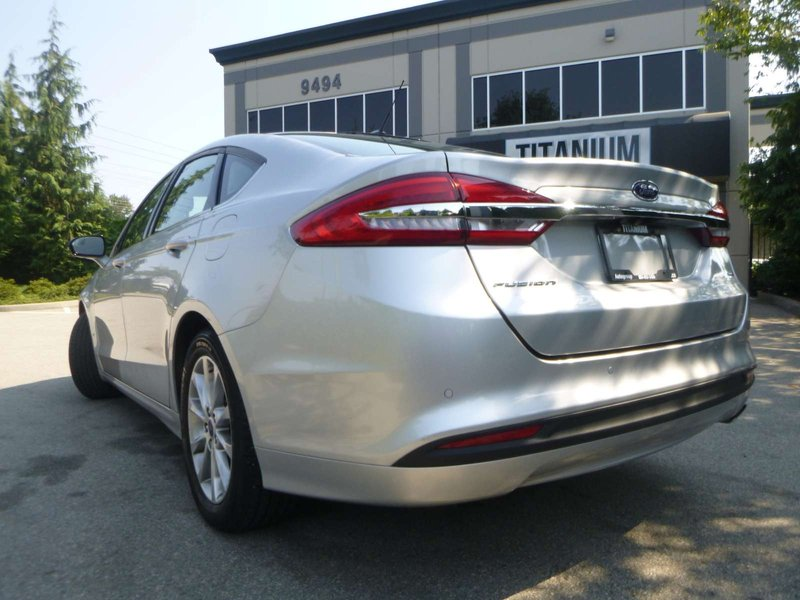2017 Ford Fusion for sale in Langley, British Columbia