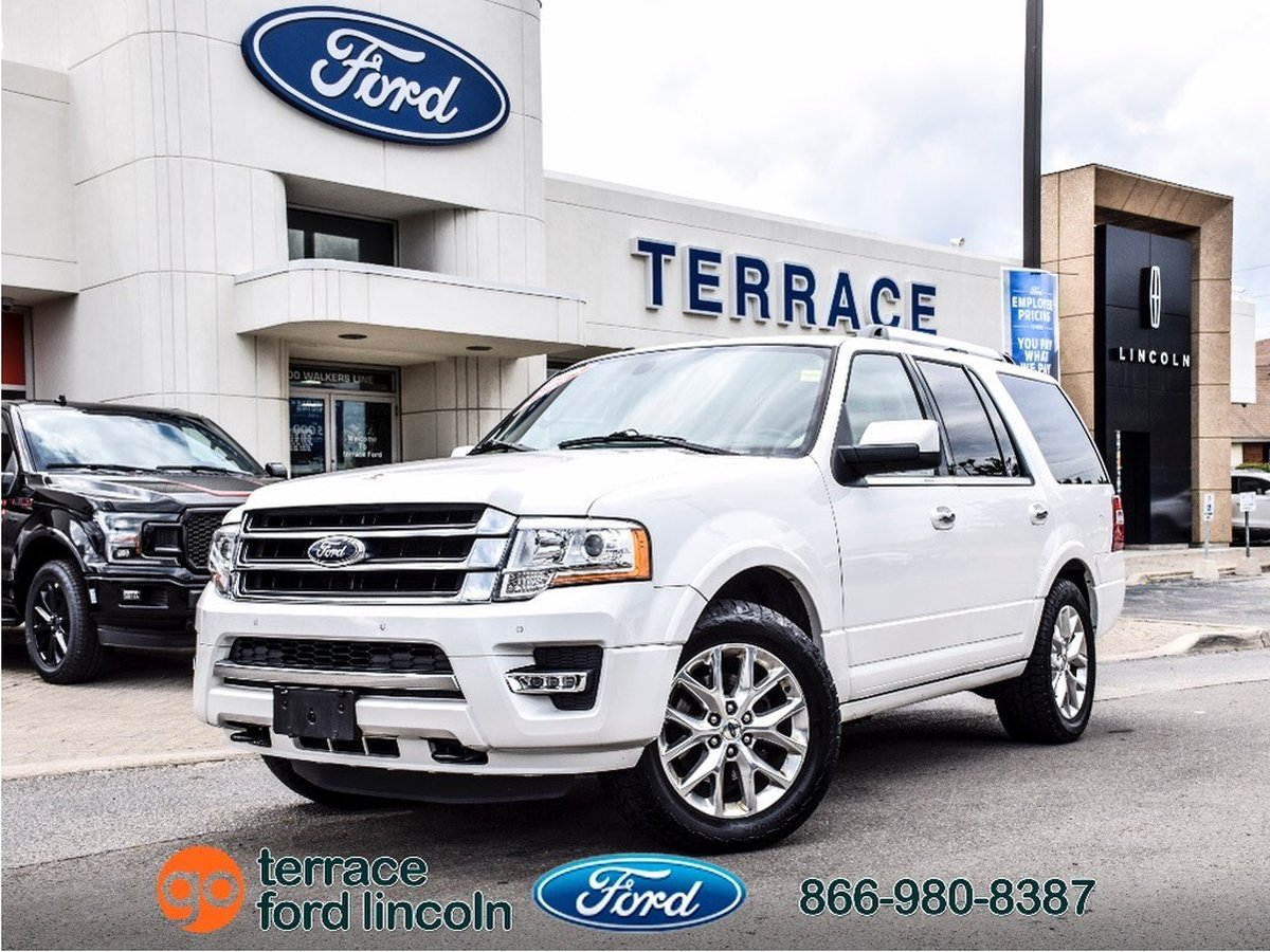 Expedition For Sale >> 2015 Ford Expedition For Sale In Burlington Ontario
