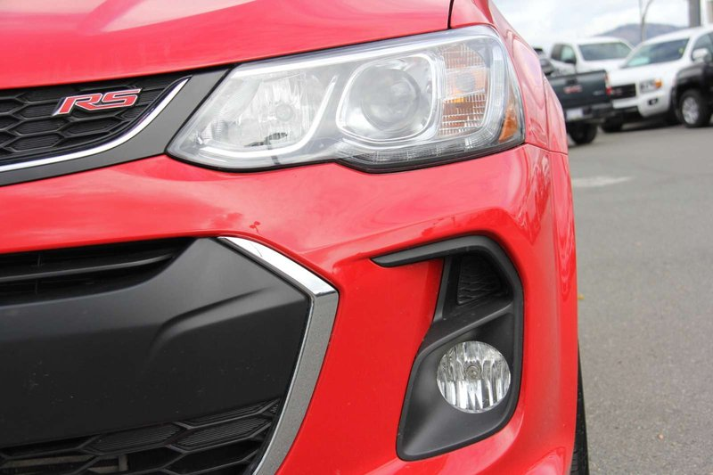 2018 Chevrolet Sonic for sale in Kamloops, British Columbia