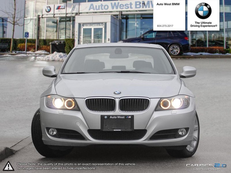 2011 BMW 3 Series for sale in Richmond, British Columbia