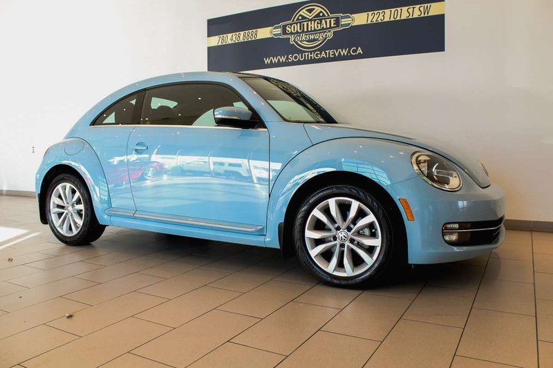 2013 Volkswagen Beetle Coupe for sale in Edmonton, Alberta