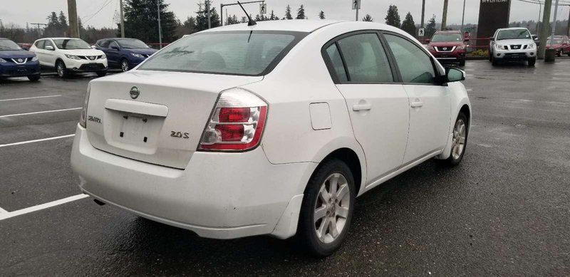 2007 Nissan Sentra for sale in Campbell River, British Columbia