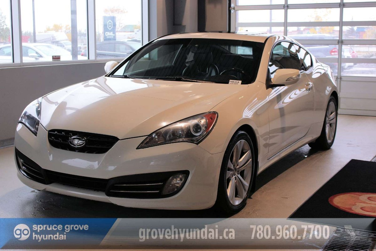 2010 Hyundai Genesis Coupe for sale in Spruce Grove, Alberta