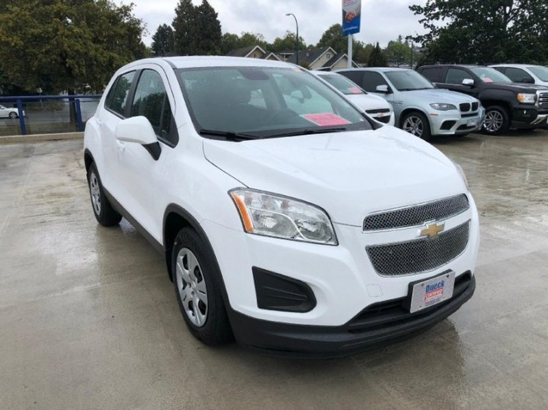 2015 Chevrolet Trax for sale in Vancouver, British Columbia