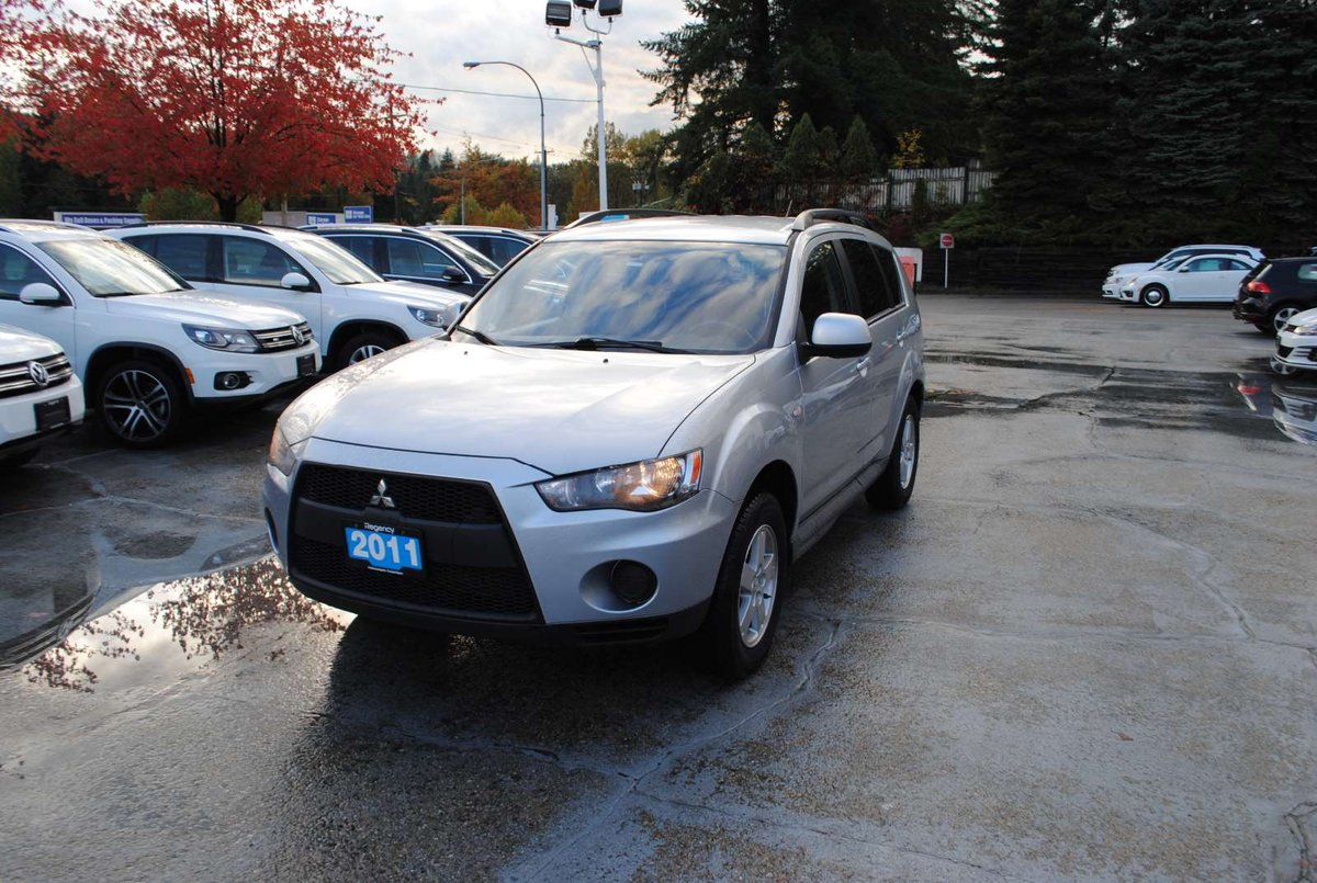 2011 Mitsubishi Outlander for sale in Coquitlam, British Columbia
