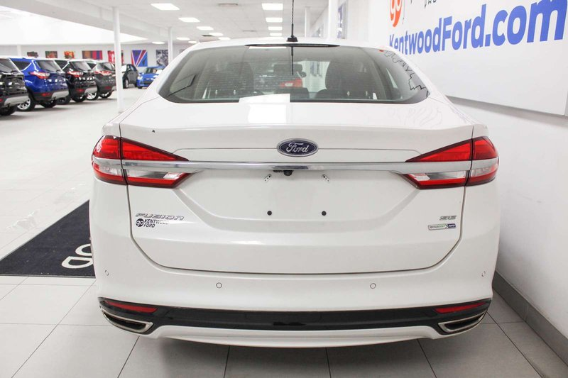 2017 Ford Fusion for sale in Edmonton, Alberta