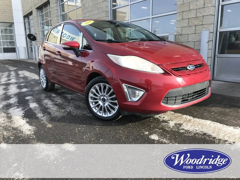 2011 Ford Fiesta for sale in Calgary, Alberta
