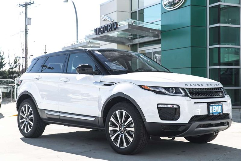 2018 Land Rover Range Rover Evoque for sale in Victoria, British Columbia