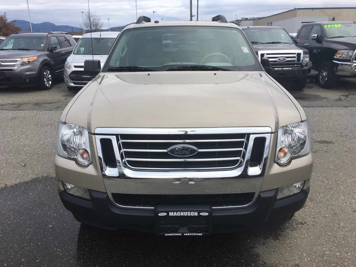 2007 Ford Explorer Sport Trac for sale in Abbotsford, British Columbia