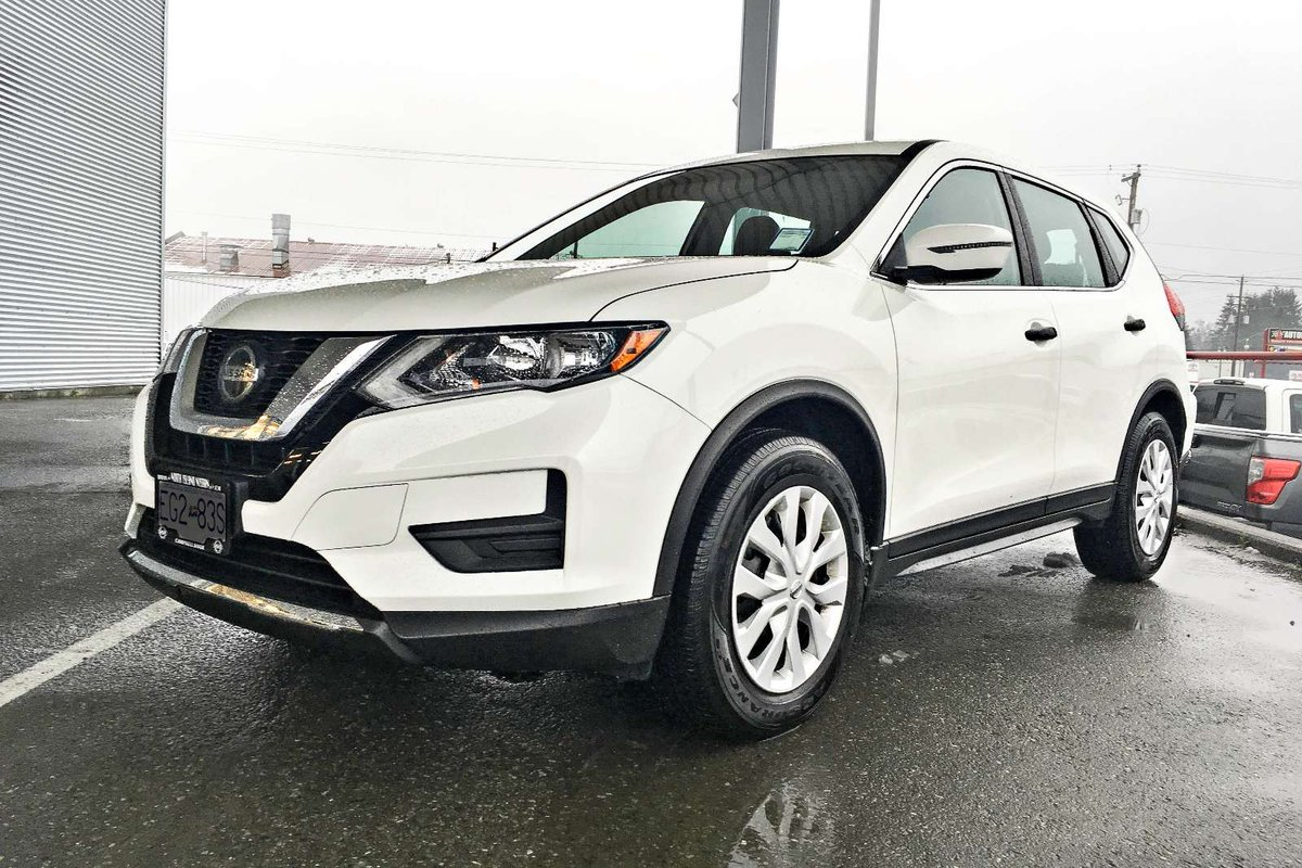 Nissan Campbell River >> 2019 Nissan Rogue For Sale In Campbell River British Columbia
