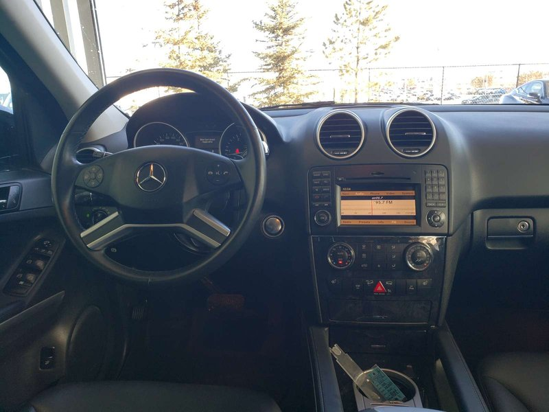 2011 Mercedes-Benz ML for sale in Edmonton, Alberta