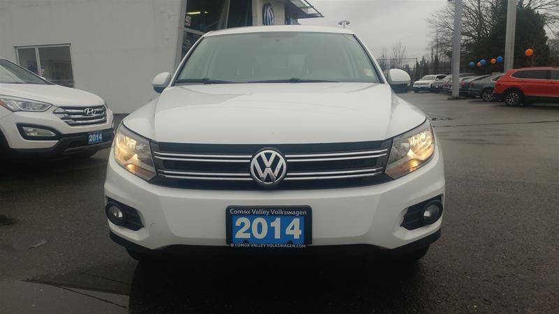 2014 Volkswagen Tiguan for sale in Courtenay, British Columbia