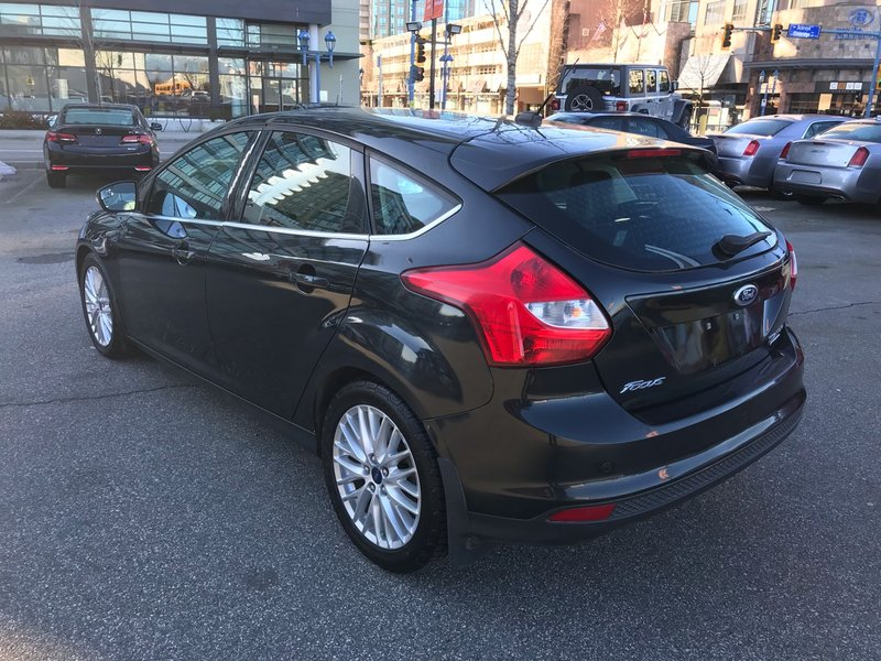 2013 Ford Focus for sale in Richmond, British Columbia