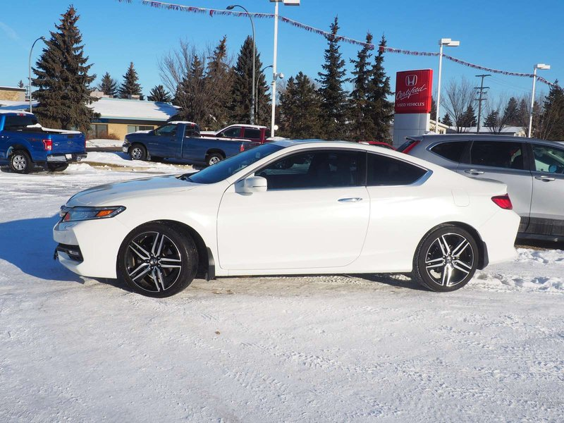 2016 Honda Accord Coupe for sale in Edmonton, Alberta