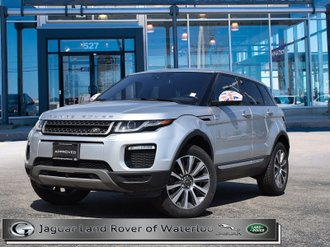 Pre-Owned Vehicle Inventory | Land Rover Waterloo, Ontario