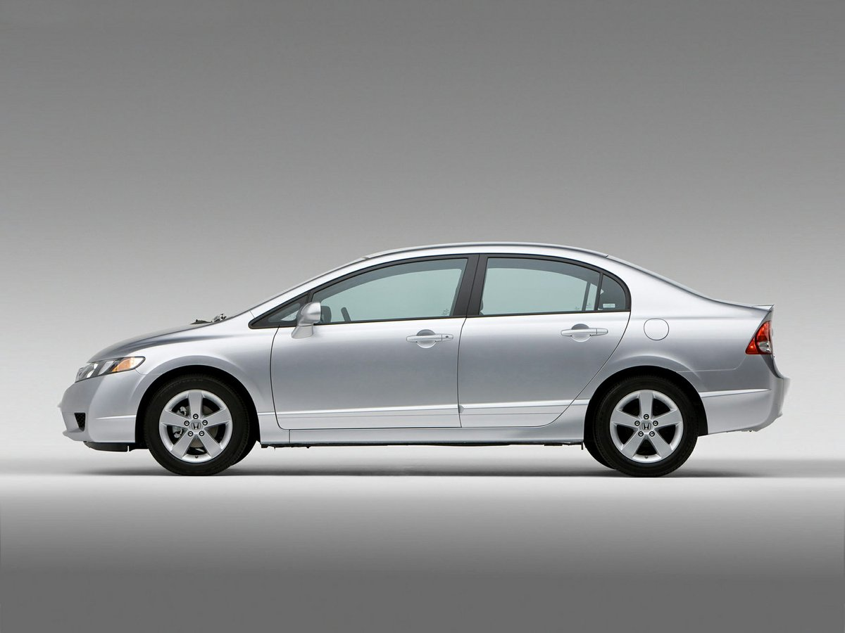2009 Honda Civic for sale in Port Alberni, British Columbia