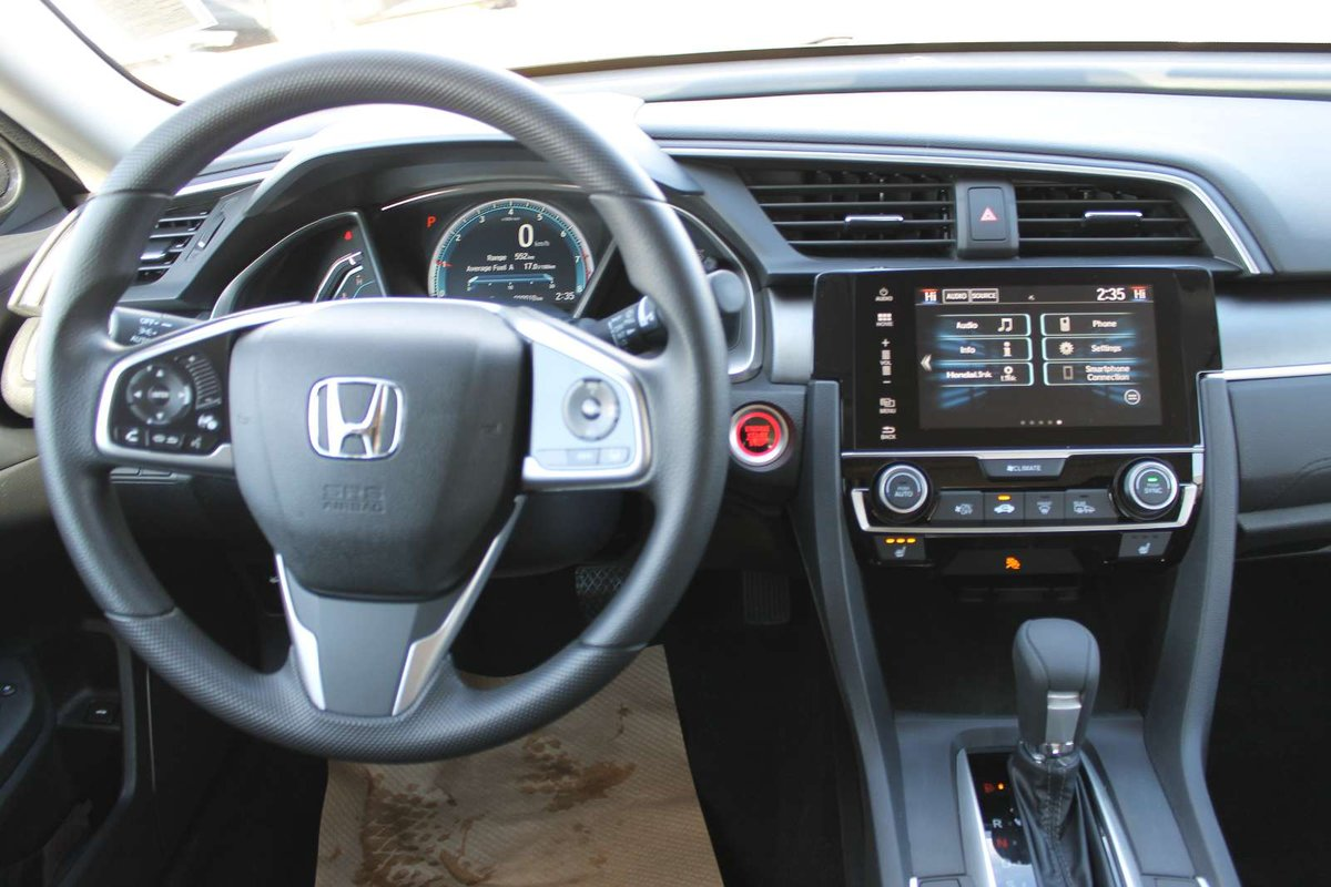 2018 Honda Civic for sale in Vernon, British Columbia