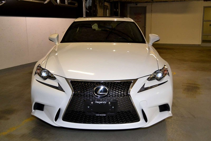 2016 Lexus IS 300 for sale in Vancouver, British Columbia