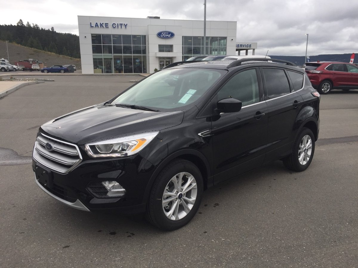 2018 Ford Escape for sale in Williams Lake, British Columbia