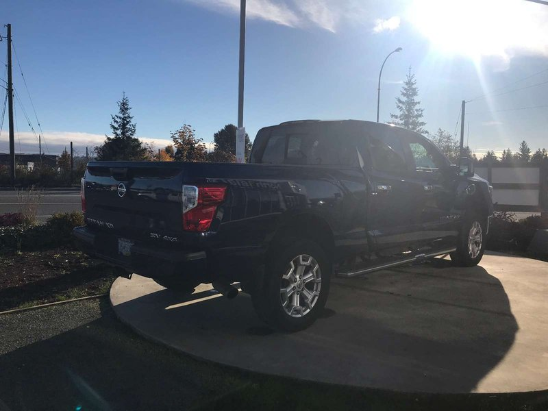 2017 Nissan Titan XD for sale in Campbell River, British Columbia