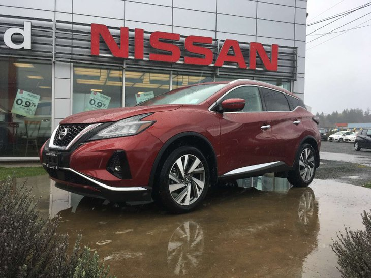 Nissan Campbell River >> 2019 Nissan Murano For Sale In Campbell River