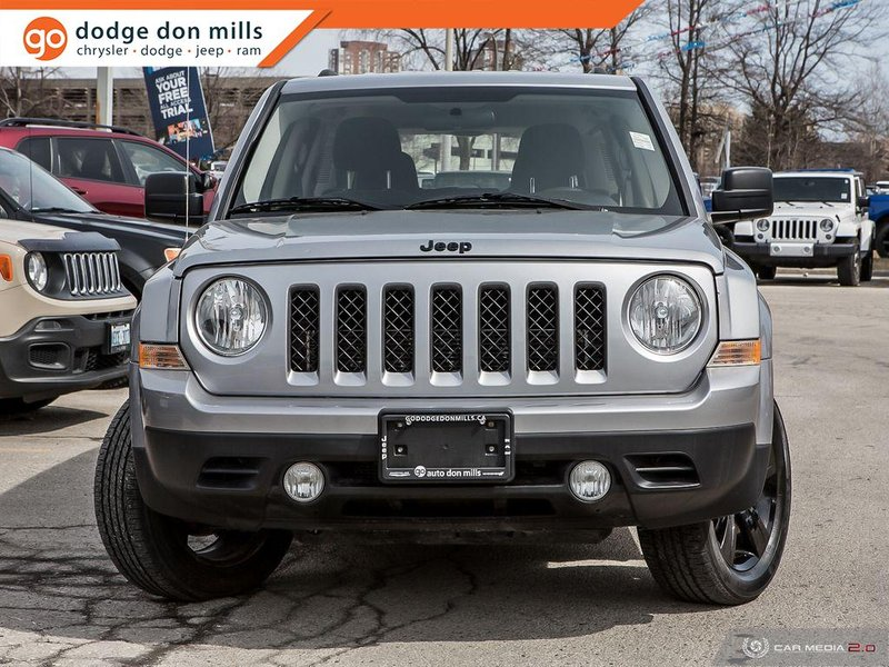 2015 Jeep Patriot for sale in Mississauga, Ontario