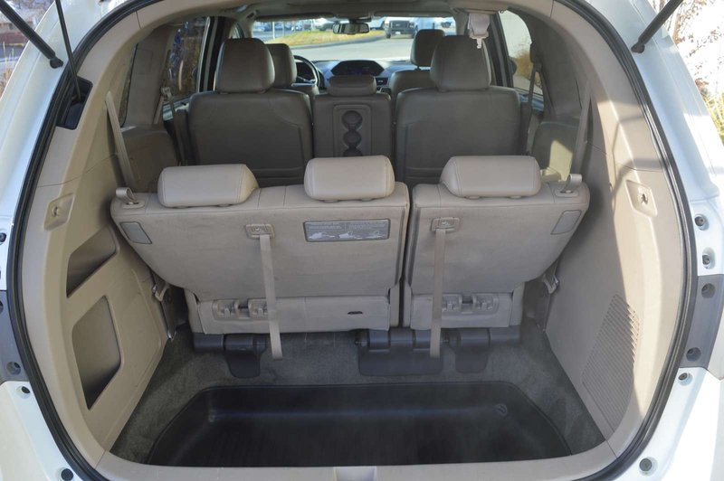 2015 Honda Odyssey for sale in Kamloops, British Columbia