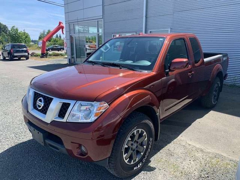 2017 Nissan Frontier for sale in Campbell River, British Columbia